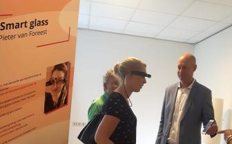 challenge verpleeghuizen van de toekomst; de smartglass