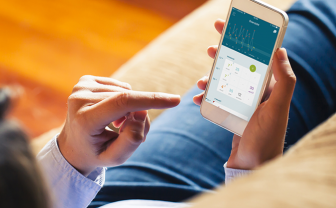 app van Mediq Diacare