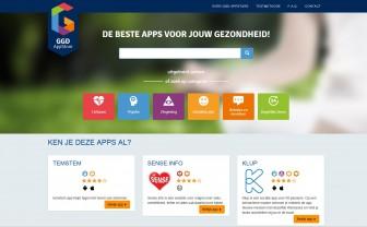 Printscreen site beste apps overzicht