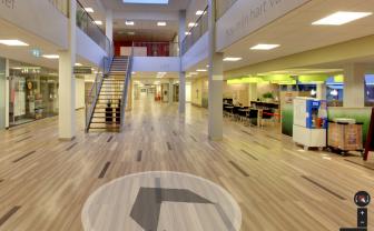 Digitale rondleiding ziekenhuis voorbeeld
