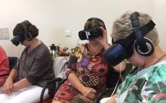 Mantelzorgers voelen dementie met een virtual reality