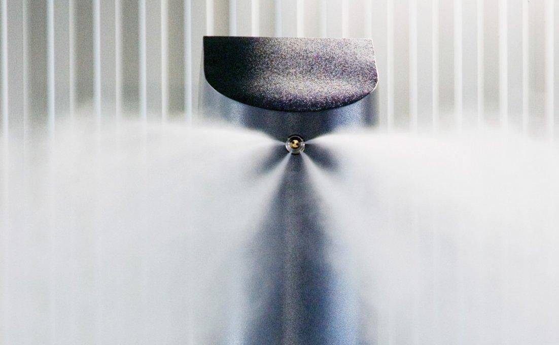 Voorbeeld q fog watermist